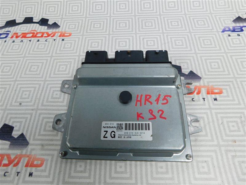 Компьютер двс Nissan Tiida Latio SC11 HR15-DE