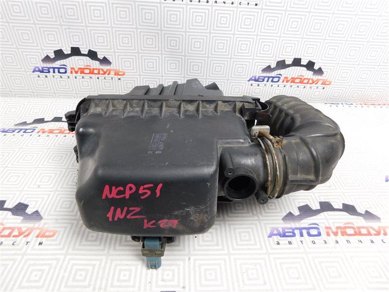 Корпус воздушного фильтра Toyota Succeed NCP51-0071775 1NZ-FE 2004