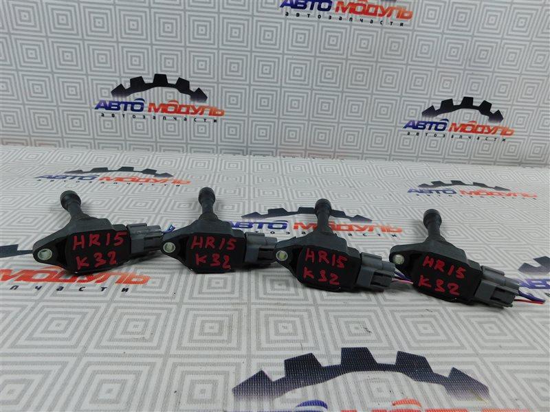 Катушка зажигания Nissan Tiida Latio SC11 HR15-DE