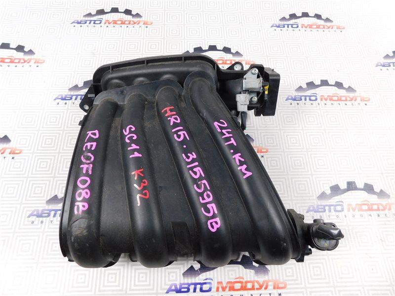 Коллектор впускной Nissan Tiida Latio SC11 HR15-DE