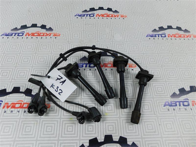 Провода высокого напряжения Toyota Caldina AT191 4A