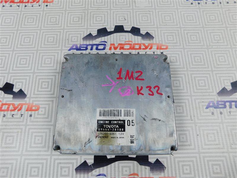 Компьютер двс Toyota Estima MCR40 1MZ-FE