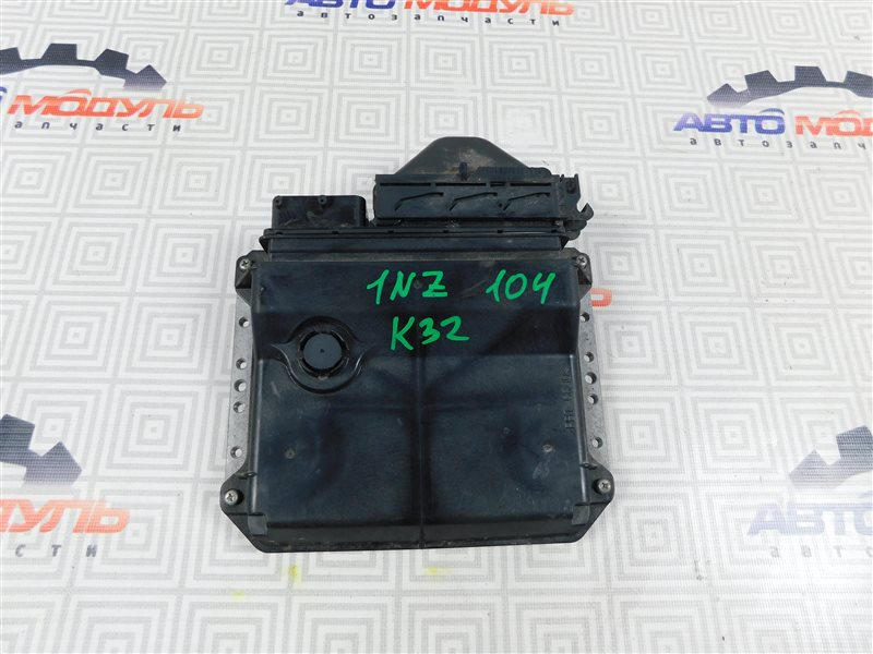 Компьютер двс Toyota Ractis NCP100 1NZ-FE