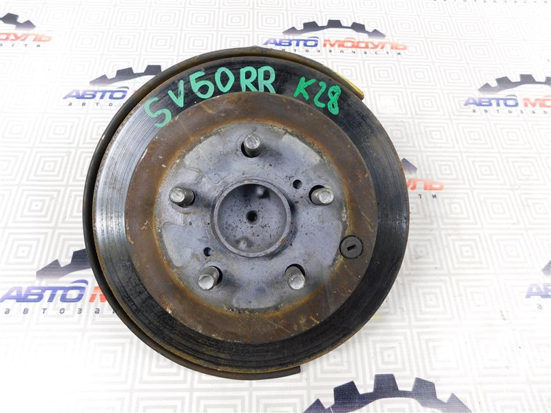Ступица Toyota Vista SV50 задняя правая