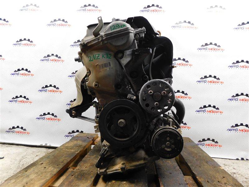 Двигатель Toyota Porte NNP10 2NZ