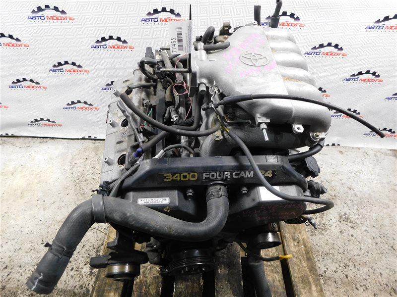 Двигатель Toyota Granvia VCH38 5VZ