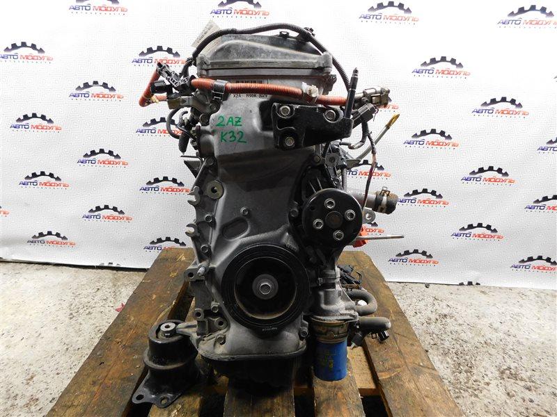 Двигатель Toyota Sai AZK10-2010787 2AZ-FXE 2010