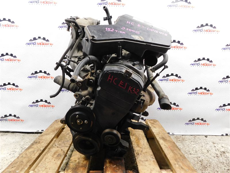 Двигатель Daihatsu Terios J100G HC-EJ