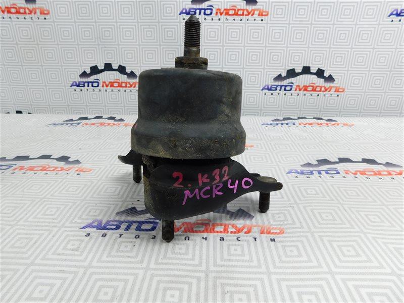 Подушка двигателя Toyota Estima MCR30 1MZ правая нижняя