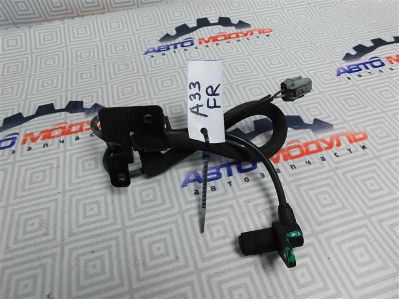 Датчик abs Nissan Cefiro A33 передний правый