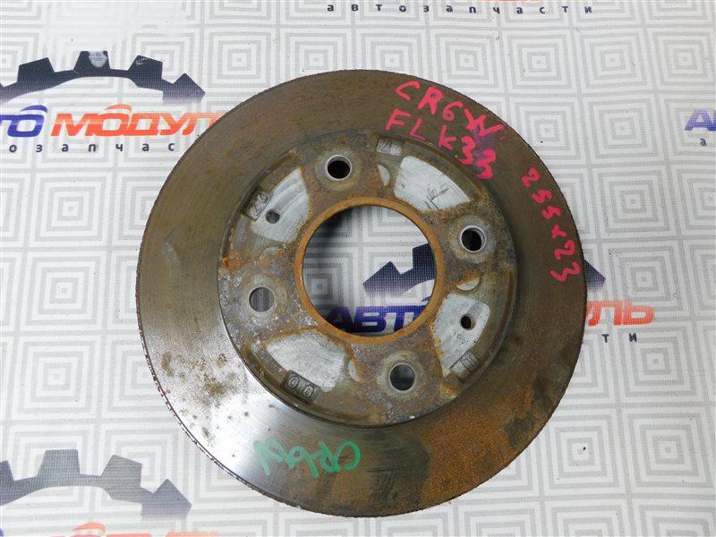 Диск тормозной Mitsubishi Dion CR6W передний