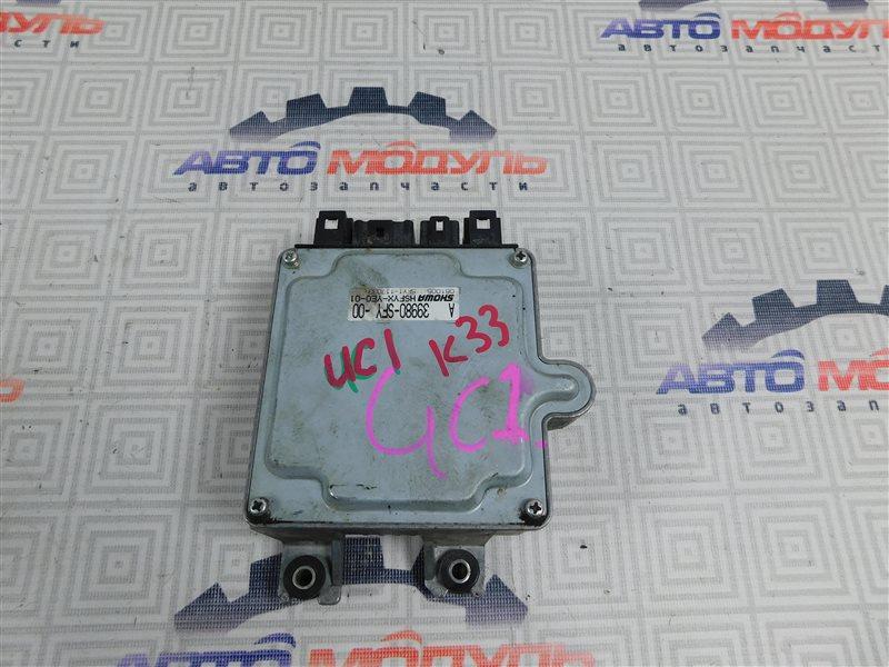 Блок управления рулевой рейкой Honda Inspire UC1