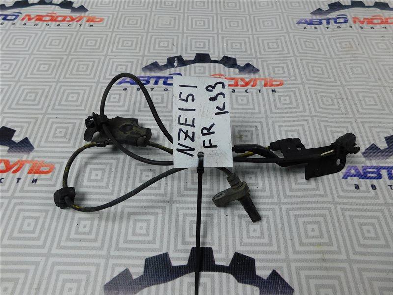 Датчик abs Toyota Auris NZE151-1052312 1NZ-FE 2008 передний правый