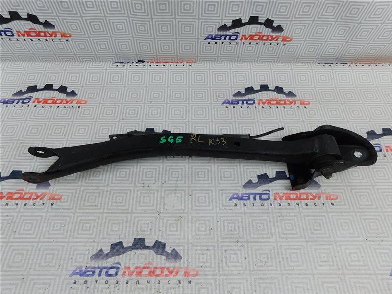 Рычаг Subaru Forester SG5-098634 EJ203 2005 задний нижний