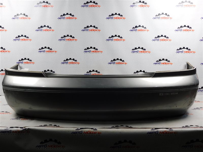 Бампер Nissan Bluebird Sylphy FG10-126091 QG15 2003 задний