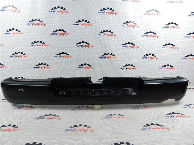 Бампер Toyota Hiace TRH200 задний