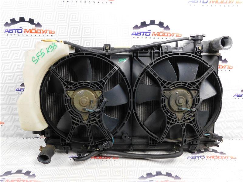 Радиатор основной Subaru Forester SF5 EJ201