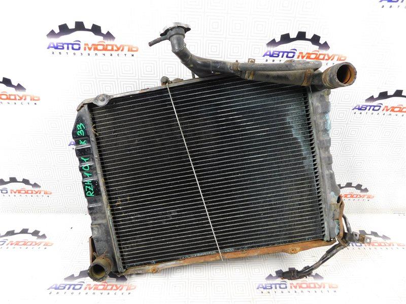 Радиатор основной Toyota Hiace RZH101 2RZ-E