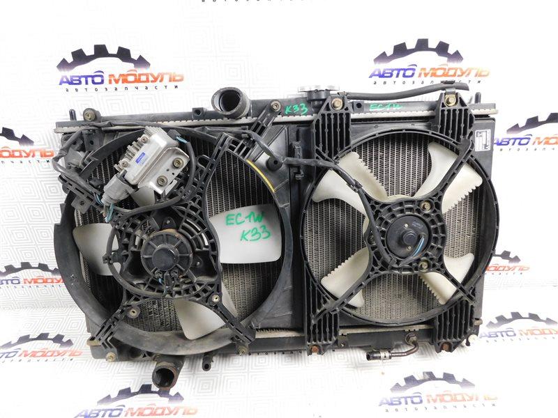 Радиатор основной Mitsubishi Legnum EA1A 4G93