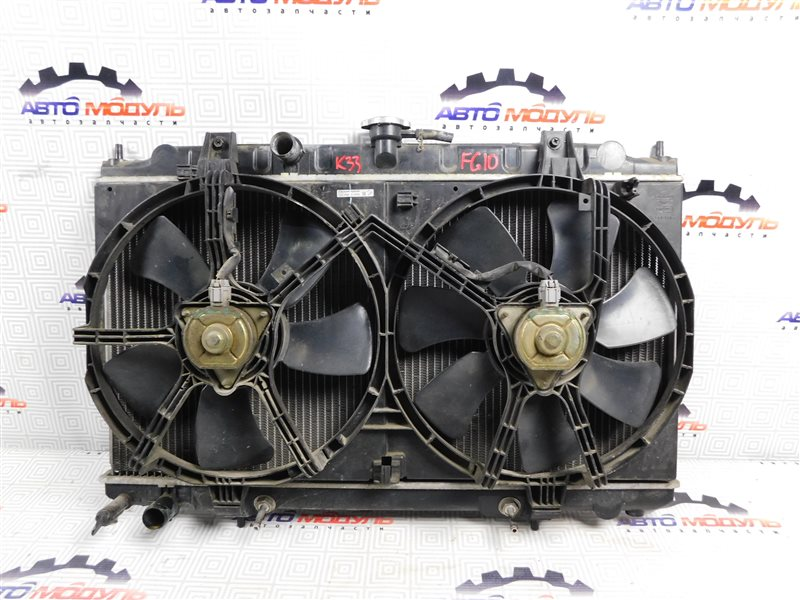 Радиатор основной Nissan Bluebird Sylphy FG10-126091 QG15 2003