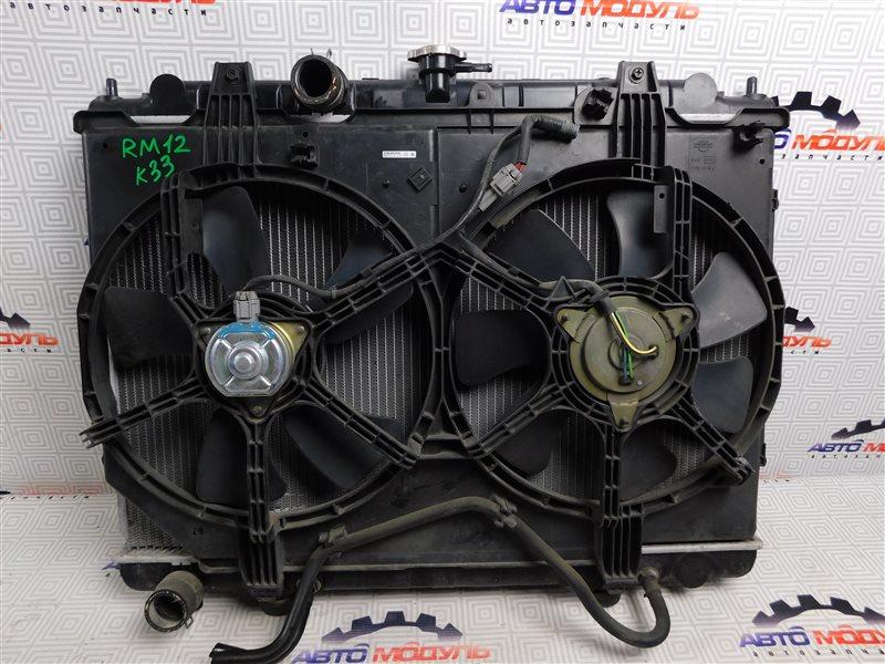 Радиатор основной Nissan Liberty RM12 QR20