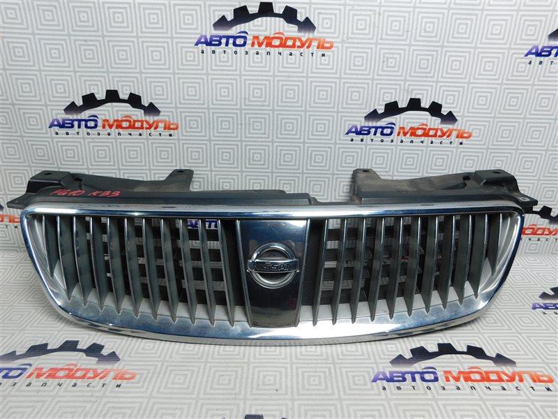 Решетка радиатора Nissan Bluebird Sylphy FG10-126091 QG15 2003