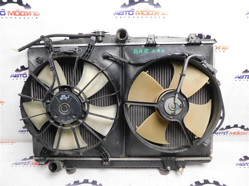 Радиатор основной Honda Odyssey RA8 J30A