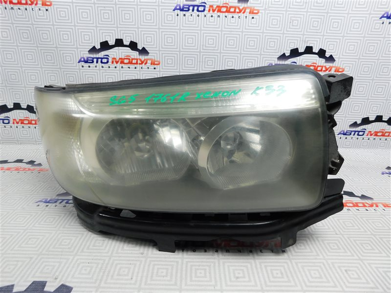 Фара Subaru Forester SG5-098634 EJ203 2005 правая