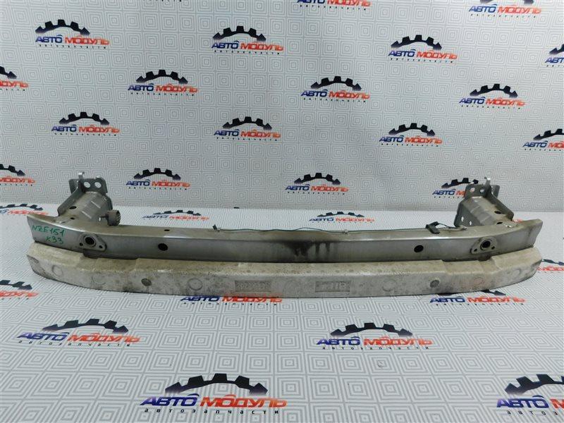 Усилитель бампера Toyota Auris NZE151-1052312 1NZ-FE 2008 передний