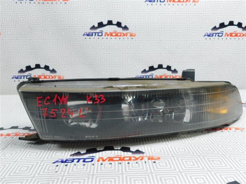 Фара Mitsubishi Legnum EA1A левая