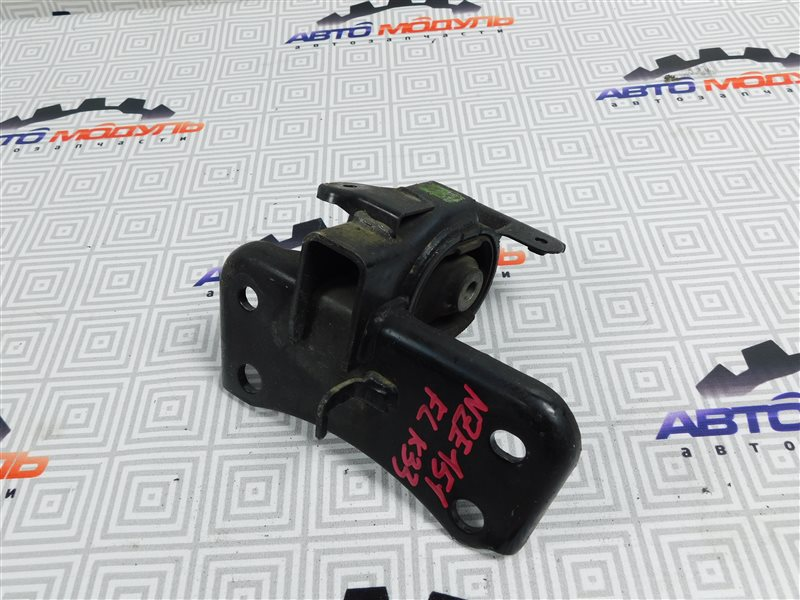 Подушка двигателя Toyota Auris NZE151-1052312 1NZ-FE 2008 левая