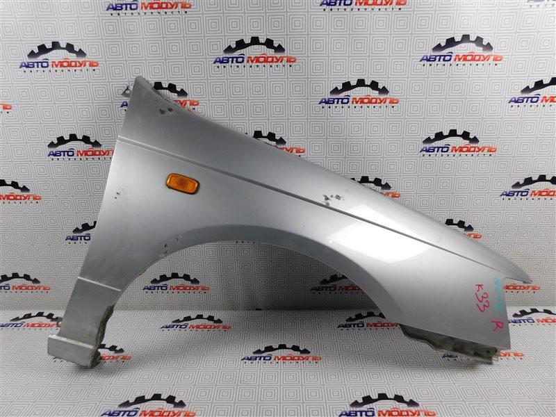 Крыло Nissan Bluebird EU14 переднее правое