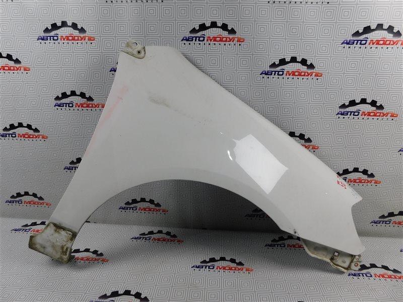 Крыло Toyota Corolla Fielder NZE121-0259451 1NZ-FE 2003 переднее правое