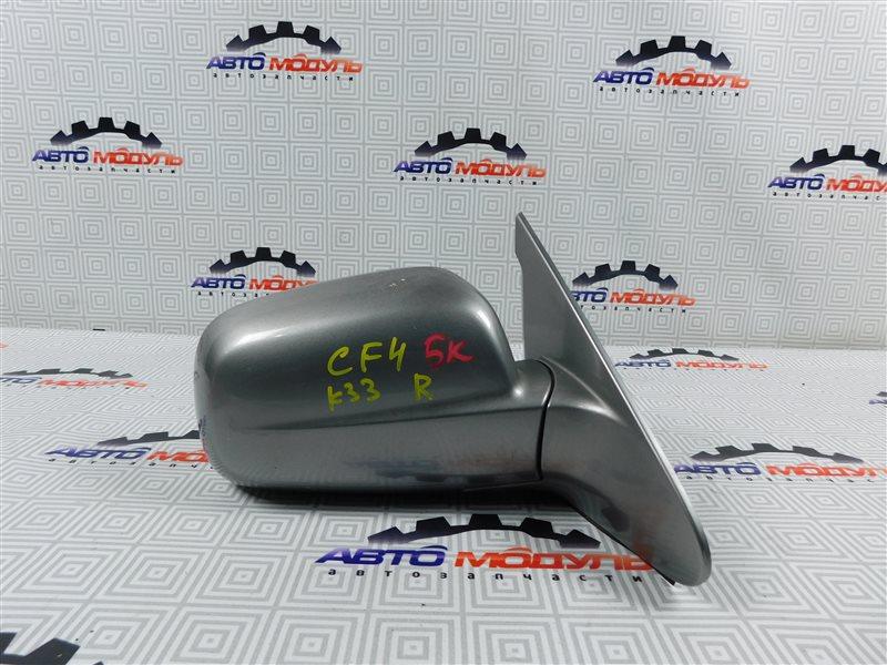 Зеркало Honda Accord CF3 правое
