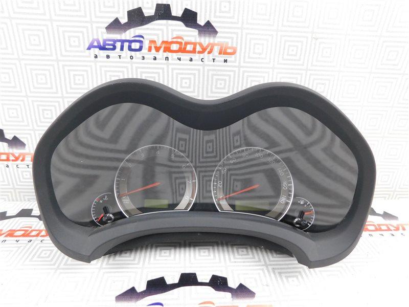 Панель приборов Toyota Auris NZE151-1052312 1NZ-FE 2008