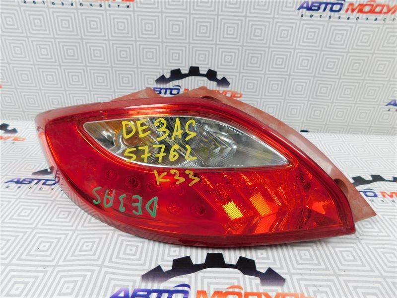 Стоп Mazda Demio DE3FS левый