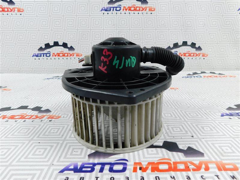 Мотор печки Nissan Bluebird U13