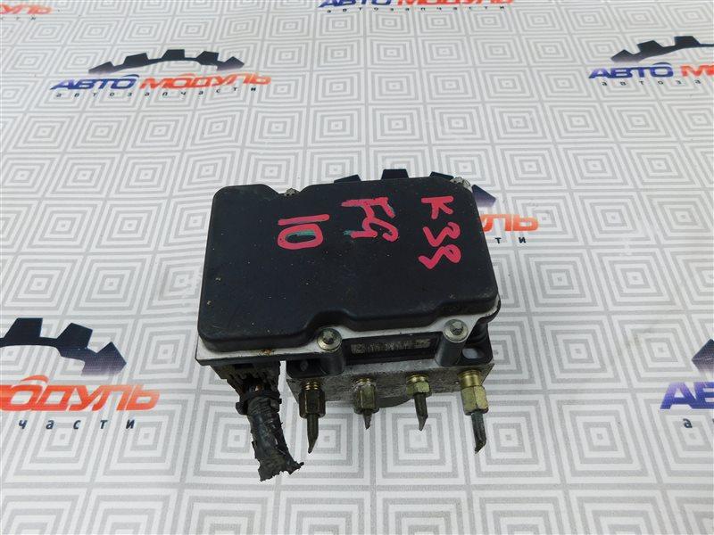 Блок abs Nissan Bluebird Sylphy FG10-126091 QG15 2003
