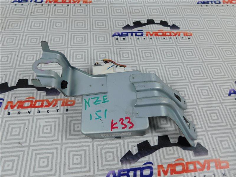 Блок управления рулевой рейкой Toyota Auris NZE151-1052312 1NZ-FE 2008