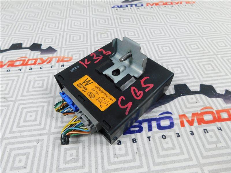 Блок управления Subaru Forester SG5-098634 EJ203 2005