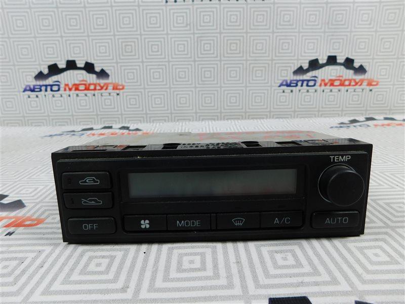 Блок управления климат-контролем Nissan Bluebird Sylphy FG10-126091 QG15 2003