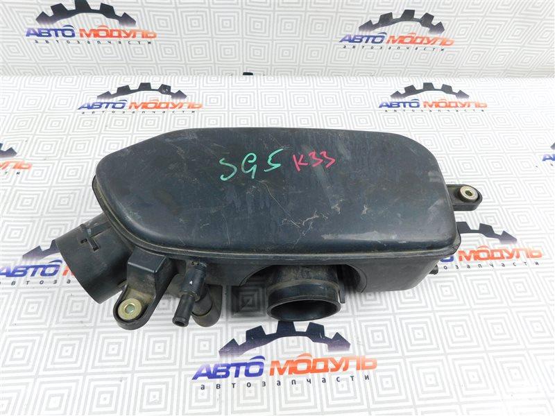 Резонатор воздушного фильтра Subaru Forester SG5-098634 EJ203 2005