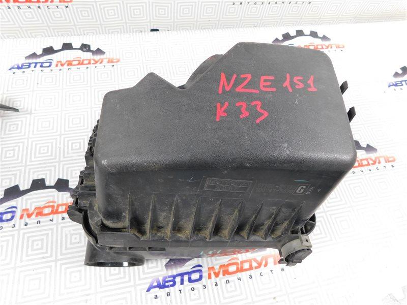Корпус воздушного фильтра Toyota Auris NZE151-1052312 1NZ-FE 2008