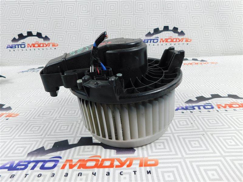 Мотор печки Toyota Auris NZE151-1052312 1NZ-FE 2008