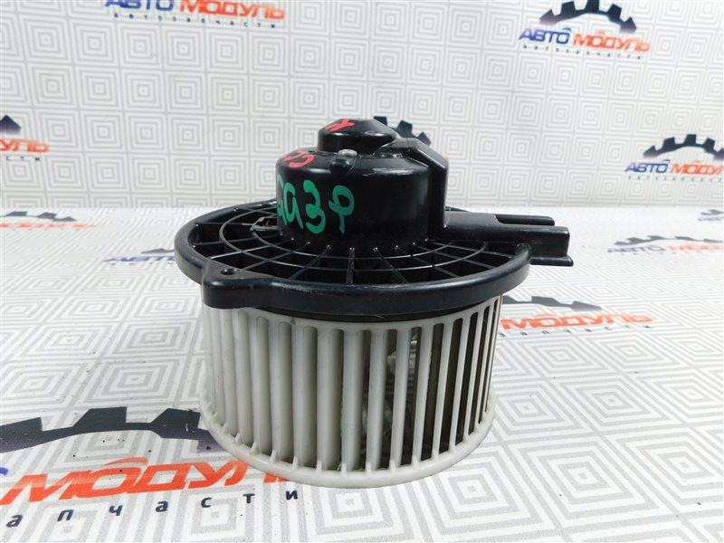 Мотор печки Mazda Atenza GG3P