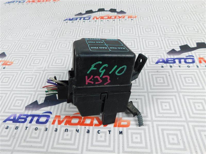 Блок предохранителей Nissan Bluebird Sylphy FG10-126091 QG15 2003