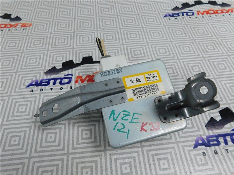 Блок управления рулевой рейкой Toyota Corolla Fielder NZE121-0259451 1NZ-FE 2003