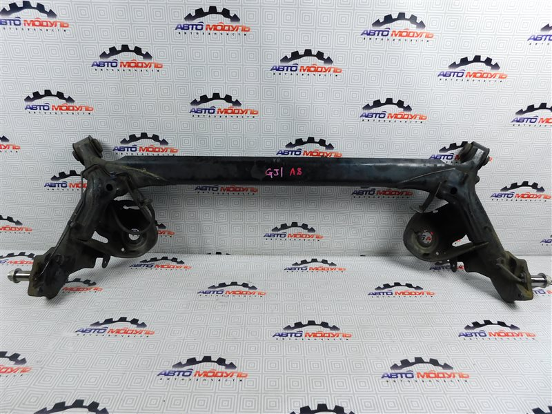 Балка подвески Honda Airwave GJ1 L15A задняя