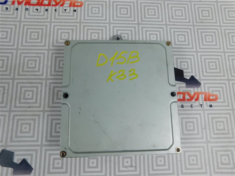 Компьютер двс Honda Capa GA4 D15B