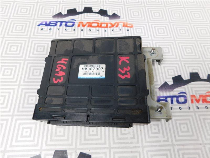 Блок управления акпп Mitsubishi Legnum EC1A 4G93